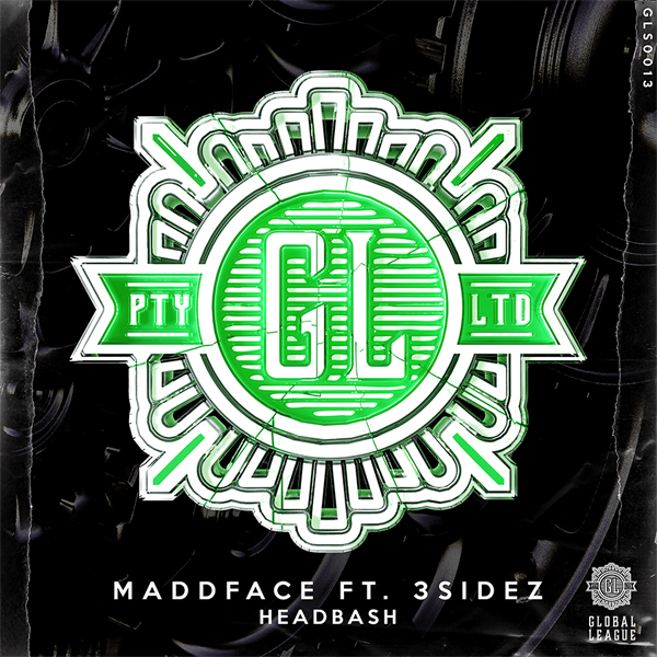 MaddFace - Headbash feat. 3Sidez