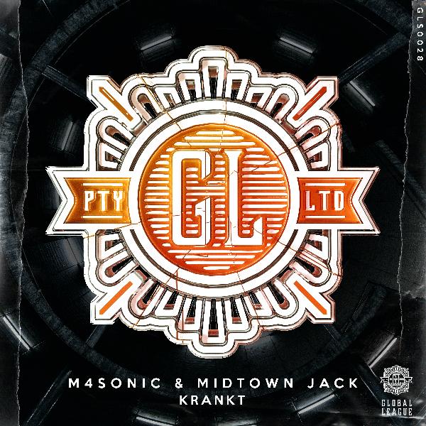 M4SONIC & Midtown Jack - KRANKT