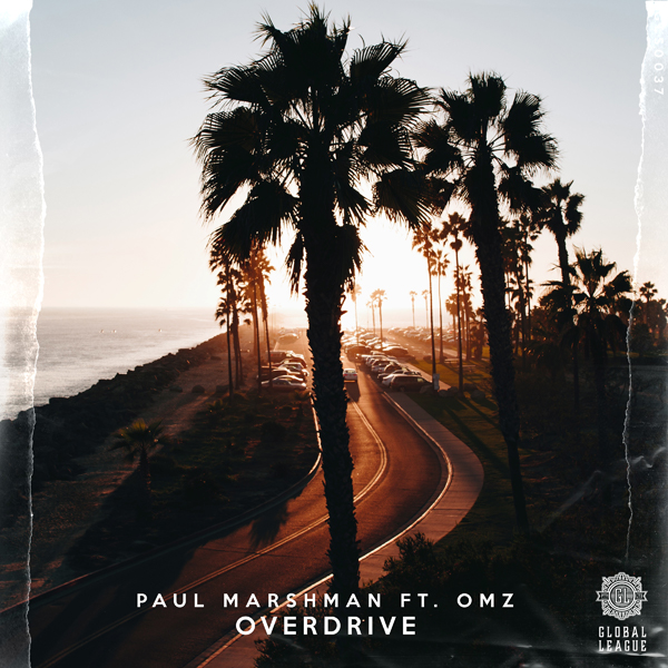 Paul Marshman - Overdrive