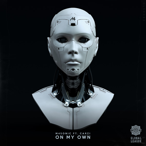 M4SONIC - On My Own feat. CARZi